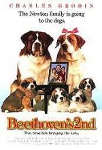 Afacan Köpek Beethoven 2 (1993) afişi