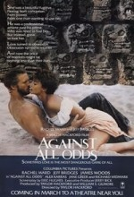 Against All Odds (1984) afişi