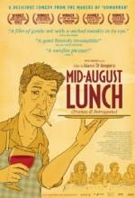Ağustos'ta Bir Gün (2008) afişi