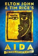Aida (musical) (2010) afişi