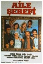 Aile Şerefi (1976) afişi