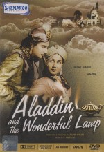 Aladdin Aur Jadui Chirag (1952) afişi