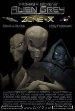 Alien Grey: Zone-x (2009) afişi