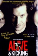 Alive And Kicking (1996) afişi