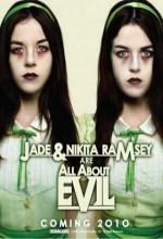 All About Evil (2009) afişi