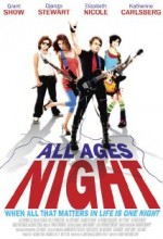 All Ages Night (2009) afişi