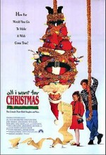 All I Want For Christmas (1991) afişi