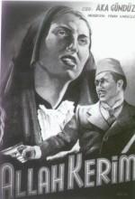 Allah Kerim (1950) afişi