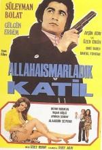 Allahaısmarladık Katil (1972) afişi