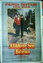 Allahım Sen Bilirsin (1989) afişi