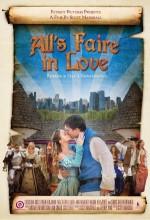 All's Faire in Love (2009) afişi