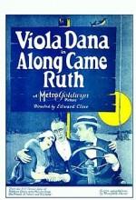 Along Came Ruth (1924) afişi