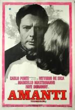 Amanti (1968) afişi