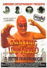Amazing Unmasked Vs. El Doctor Calavera Maligna (2003) afişi