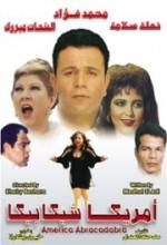 America Abracadabra (1993) afişi