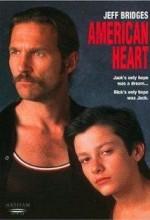American Heart (1992) afişi