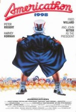 Americathon (1979) afişi