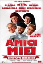 Amici Miei - Come Tutto Ebbe Inizio (2011) afişi