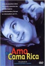 Amo Tu Cama Rica (1992) afişi