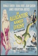 An Alligator Named Daisy (1955) afişi