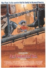 An American Tail: Fievel Goes West (1991) afişi