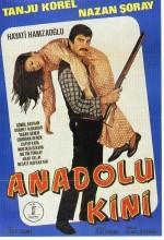 Anadolu Kini (1970) afişi