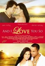 And I Love You So (2009) afişi