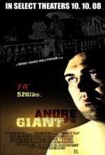 Andre: Heart Of The Giant (2007) afişi