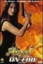 Angel On Fire (1995) afişi