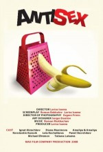 Antisex (2008) afişi