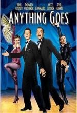 Anything Goes (ı) (1956) afişi