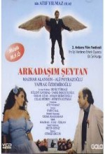 Arkadaşım Şeytan (1988) afişi