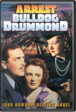 Arrest Bulldog Drummond (1939) afişi