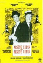 Arsène Lupin Contre Arsène Lupin (ı) (1962) afişi