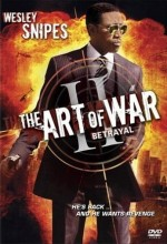 Art Of War: The Betrayal (2008) afişi