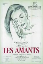 Aşıklar (ı) (1958) afişi
