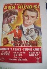 Aşk Rüyası (1959) afişi