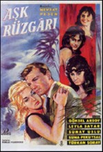 Aşk Rüzgarı (1960) afişi