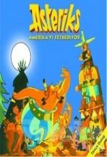 Asteriks Amerika'yı Fethediyor (1994) afişi