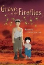 Ateş Böceklerinin Mezarı (1988) afişi