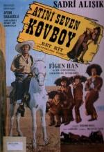 Atını Seven Kovboy (1974) afişi