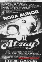 Atsay (1978) afişi