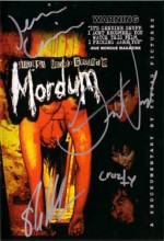 August Underground's Mordum (2003) afişi