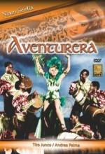 Aventurera (1950) afişi