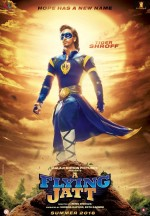 A Flying Jatt (2016) afişi