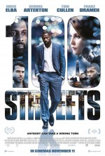 100 Streets (2016) afişi