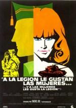 A La Legión Le Gustan Las Mujeres... Y A Las Mujeres, Les Gusta La Legión (1976) afişi