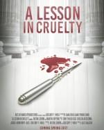 A Lesson in Cruelty (2017) afişi