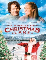 A Miracle on Christmas Lake (2016) afişi
