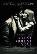 A Most Violent Year (2014) afişi